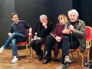 Teatro, Michele Placido incontra studenti e abbonati