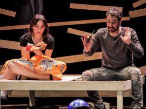 Teatro, Raoul Bova incontra gli studenti al Vittorio Emanuele