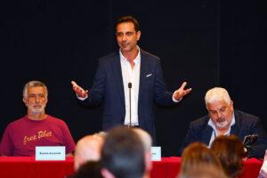"""Teatro, le dimissioni della consigliera Pizzo: il presidente Fiorino, """"Adesso basta! Metta fine alla campagna denigratoria"""""""