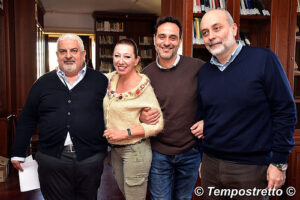 I vertici del Vittorio: Ereditato un disastro ma uniti salveremo il Teatro