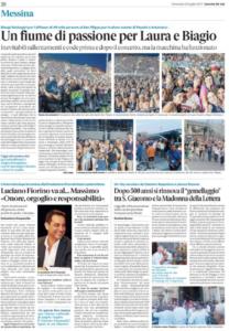 Luciano Fiorino va al… Massimo «Onore, orgoglio e responsabilità»